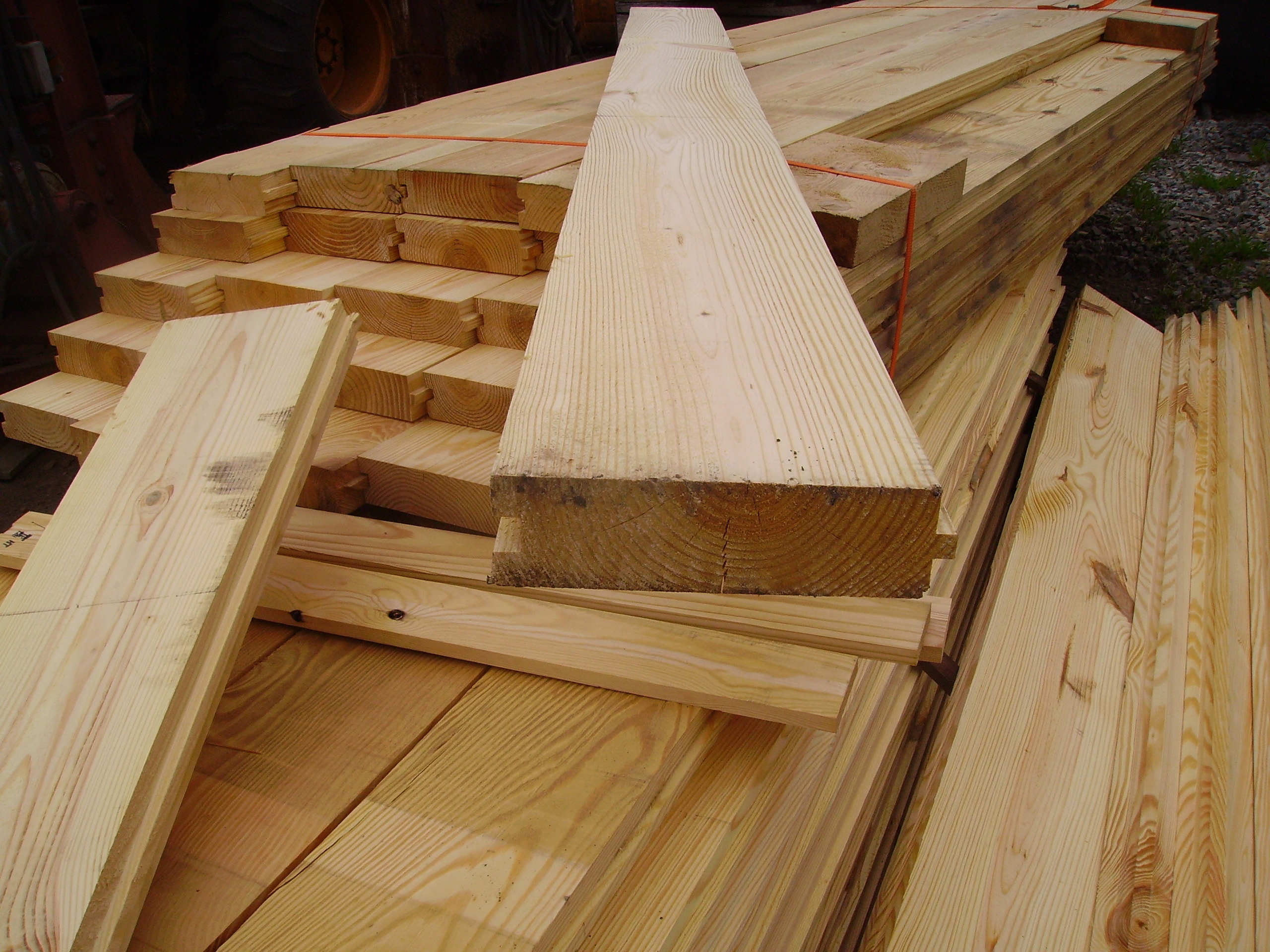 Decking Materials Tongue And Groove Decking Material